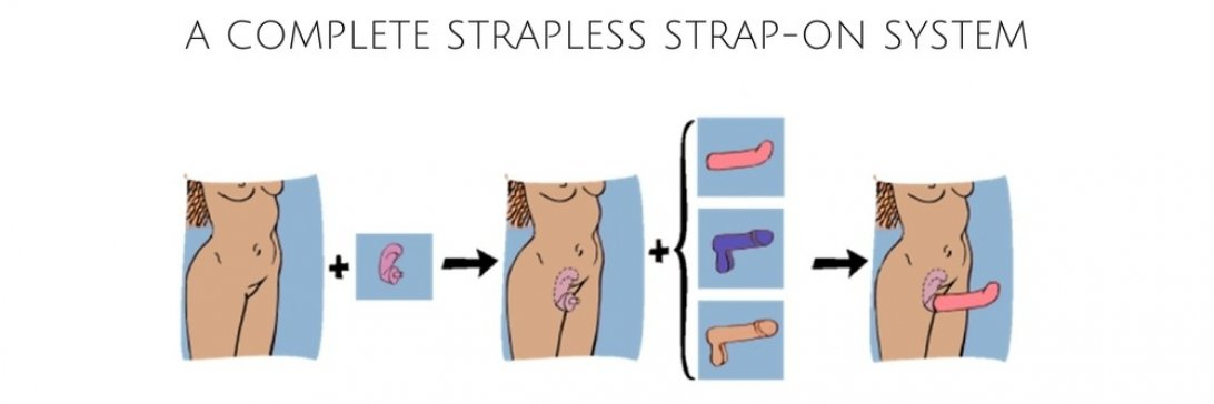 Revolutionizing Strap-On Sex for the 21st Century